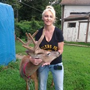 State Threatens Ohio Woman with Removal of Pet Deer