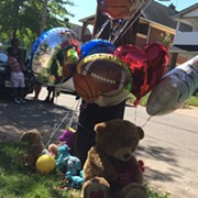 No Answers in Drive-By Shooting Death of 3-Year-Old Boy