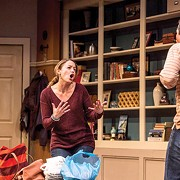 The Call at Dobama Theatre Pivots Away From the Subject Matter Bull's-Eye