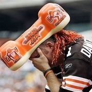 On Sundays Our Men Drink and Weep: 6 Tips for Women Who Date Browns Fans