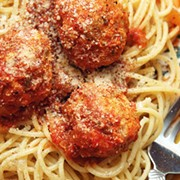 A Tradition of Meatballs in Cleveland