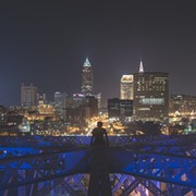 Meet the Clevelanders Climbing Bridges and Chasing Rooftops for the Best Views in the City