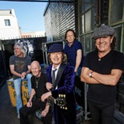 Updated: Hard Rockers AC/DC Reschedule Concert at the Q