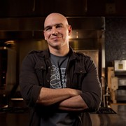 Michael Symon Dishes on the Menu and Cocktail Program at Mabel's BBQ