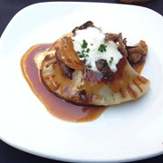 Forbes Picks Lola's Beef Cheek Pierogi as One of 10 Best Restaurant Dishes of 2015