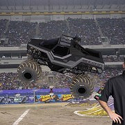 Monster Jam to Feature New Soldier Fortune Black Ops Truck
