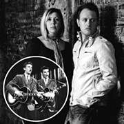 Singer-Songwriter Ryan Humbert Brings Everly Brothers Tribute to Jilly's Music Room