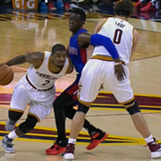 Cavaliers Impaled on Drive Shaft as Pistons Pull Away