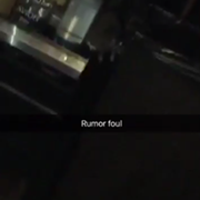 Video: Here's a Rat Behind the Bar at Rumor Over the Weekend