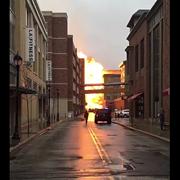 Video: Explosion, Fireball Rocks Crocker Park