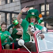 "Cleveland's St. Patrick's Day Parade Ranked One of the Country's Most ""Festive"""