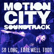 Motion City Soundtrack to Play House of Blues on Farewell Tour