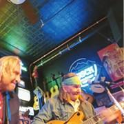 Local Guitarist Glenn Schwartz Recording with Black Keys/the Arcs Singer-Guitarist Dan Auerbach and Guitarist Joe Walsh