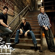 Country Trio Rascal Flatts to Open New Theme Concept in Flats East Bank