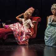 In 'Marie Antoinette' at Dobama, a Rock 'em, Sock 'em Version of the Doomed Royal