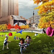 Hundreds of Brightly Colored Animals Will Descend on Public Square in the Name of Art