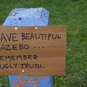 National Af-Am Museum Never Wanted to Preserve Cudell Gazebo, Curator Was Writing on Behalf of Black Lives Matter