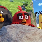 Film Spotlight: Angry Birds