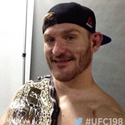 UFC Heavyweight Champ Stipe Miocic Is Back Working His Part-Time Firefighter Shift Today
