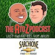 Cavs Look to Close Out, Indians Get Hot, and Baylor's Mess — The A to Z Podcast With Andre Knott and Zac Jackson