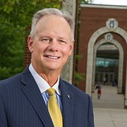 University of Akron President Scott Scarborough Resigns After Tumultuous Two Years