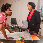 """Riveting, Edifying and Upsetting """"Lines in the Dust"""" Tackles America's Apartheid Schools at Cleveland Public Theatre"""