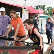 Coventry Village to Host Sidewalk Sale and Pop-up Pinball Party