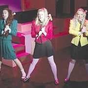 'Heathers' at the Beck Center Brings Rockin' Music, Teen-Aged Angst and Great Choreography