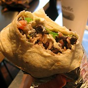 Wear Cavs Gear Today to Get Free Food at Chipotle
