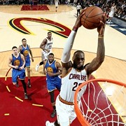 Cavaliers Seize Momentum, Shove It Down Warriors Throats