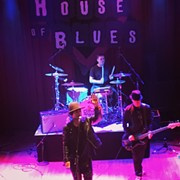Reunited Alt-Rock Act She Wants Revenge Delivers Passionate Performance at House of Blues