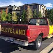A Cavs Fan in Utah Threw a Small Championship Parade Yesterday in Provo
