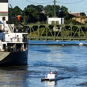 The Renaissance of the Cuyahoga Riverfront Means Commercial and Recreational Interests Must Co-exist, Come Hell or High Water