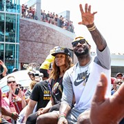 Two People Complained to the FCC About LeBron's Curse Words During Parade Speech