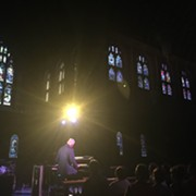 Singer-Songwriter Joe Jackson Plays Hits, Covers and New Songs at Sold-Out Trinity Cathedral Concert