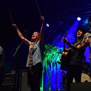 Brandi Carlile and Old Crow Medicine Show Successfully Share the Spotlight at Jacobs Pavilion