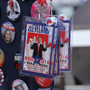 A Definitive Ranking of the Best of the Cleveland RNC merchandise