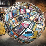 Loren Naji Will Live Inside His Artwork to Shine a Light on Important Causes