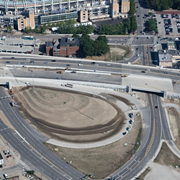 Eastbound Inner Belt Bridge Scheduled to Open September 25