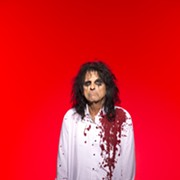 Shock Rocker Alice Cooper Mocks the Vote With His Fake Presidential Campaign