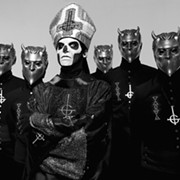 Swedish Prog-Metal Act Ghost Comes to Masonic Auditorium on Heels of Grammy Win