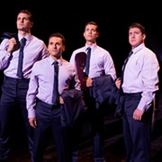 "Five Reasons I Love ""Jersey Boys,"" Now at the State Theatre"