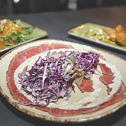 Jill Vedaa Dishes Up a Unique Roster of Small Plates and the Perfect Setting for Sharing at Salt in Lakewood