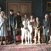 Miss Peregrine's Home for Peculiar Children Channels Harry Potter, X-Men