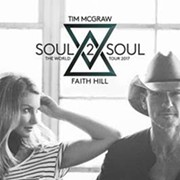 Tim McGraw and Faith Hill to Bring Their Soul2Soul World Tour to the Q in 2017