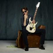 Guitarist Steve Vai Revisits His Landmark Album, 'Passion and Warfare'