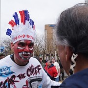 Getting Rid of Chief Wahoo Would Be Easier if the Indians Had Won the World Series