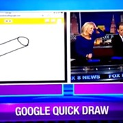 Fox 8 Drew a Penis to Demonstrate Google Draw