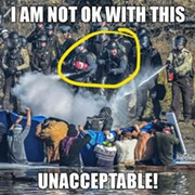 All the Ohio State Highway Patrol Troopers Who Went to Standing Rock are Back