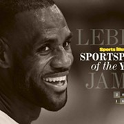 LeBron James Named Sports Illustrated's Sportsperson of the Year, Obviously